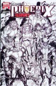 X-Men Phoenix Warsong Comics